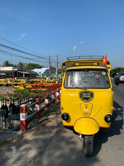 Cung Cấp Xe Lam Ba Bánh Hàng Chất Lượng, Giá Mềm Tại Nam Định