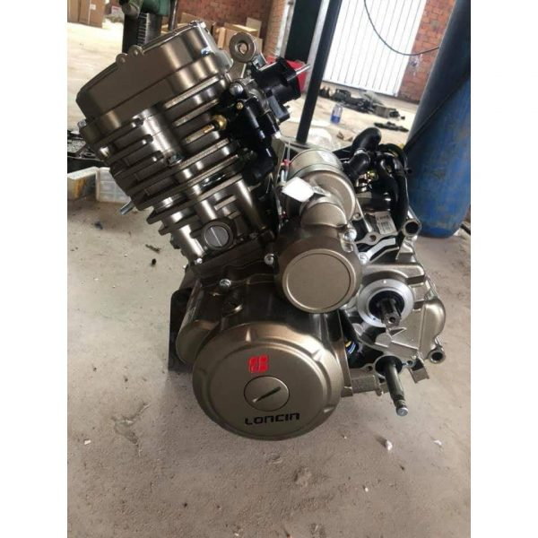 Máy Xe Ba Gác 200cc 02