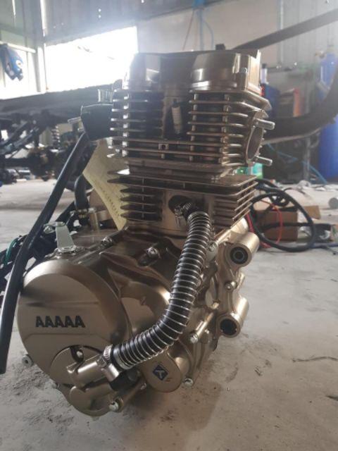 Máy Xe Ba Gác 200cc 04