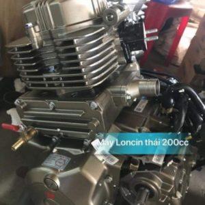 Máy Xe Ba Gác 200cc 05