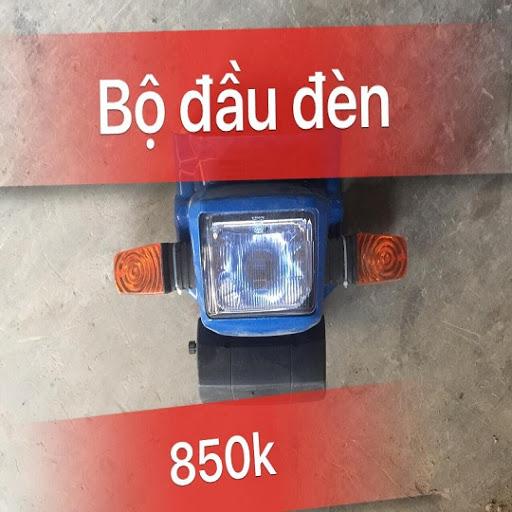 đèn Trước Xe Lôi Ba Bánh