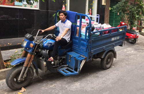 Tìm Mua Xe Ba Gác Ở Đắk Lắk Nhanh Chóng Online