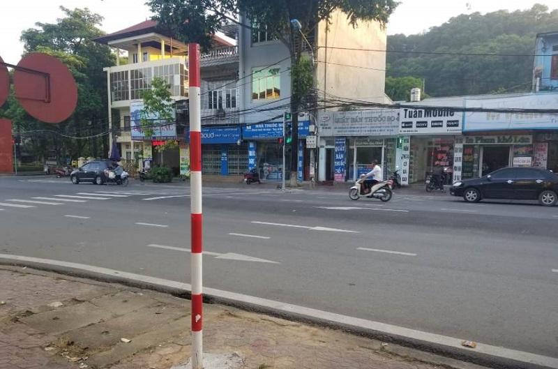 Một Góc Chụp Tình Hình Giao Thông đi Lại ở Lào Cai