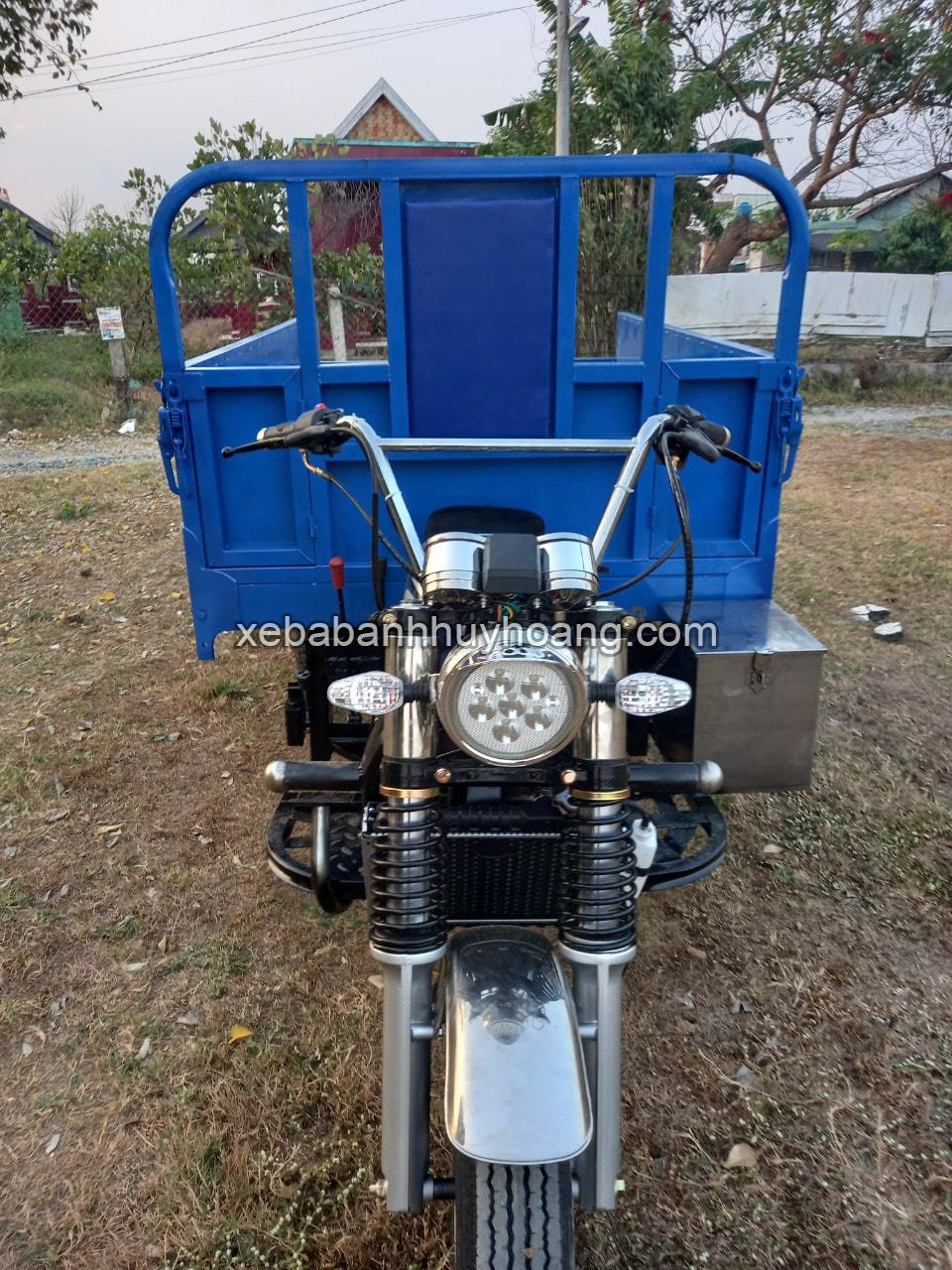 Bán xe ba bánh Nam Định chất lượng giá tốt tận xưởng